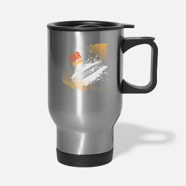 Drive Go By Car GIFT - CAR DRIVING - Travel Mug