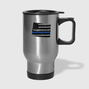 Police Department Denver Police Department Denver Police Colorado State Patrol - Travel Mug