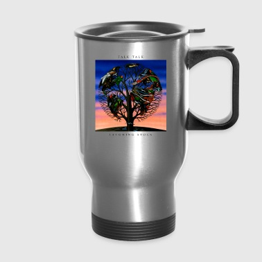 talk talk laughing - Travel Mug