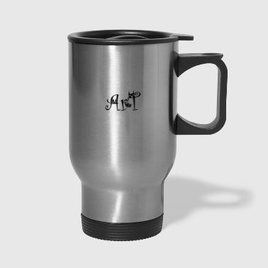 Art Art - Travel Mug