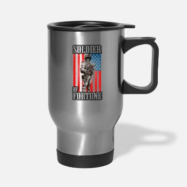 Soldier Of Fortune Soldier of Fortune - Travel Mug
