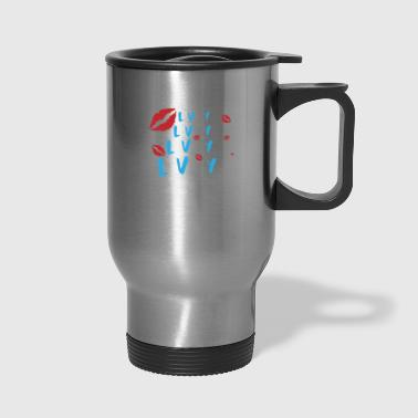 Love You - Travel Mug