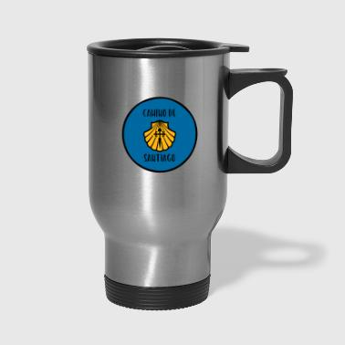 Camino de Santiago / Way of St James Shirt - Travel Mug