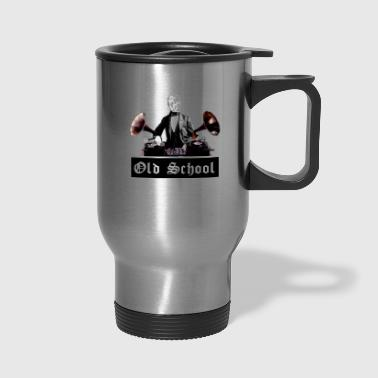 Old School - Travel Mug