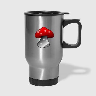 Magic Mushroom - Travel Mug