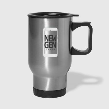 New Gen Gamer - Gamer - D3 Designs - Travel Mug