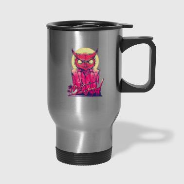 hotline miami - Travel Mug