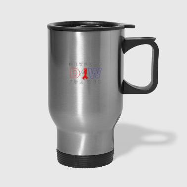 Develop For Web - Travel Mug