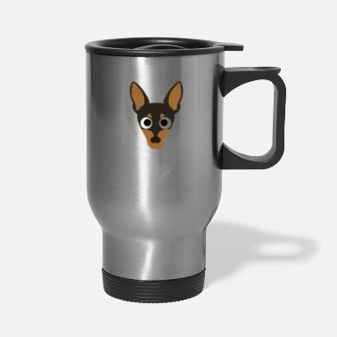Toy Toy - Toy Terrier - Travel Mug