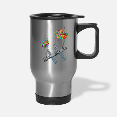 Satellite The Magic of satellites - Travel Mug