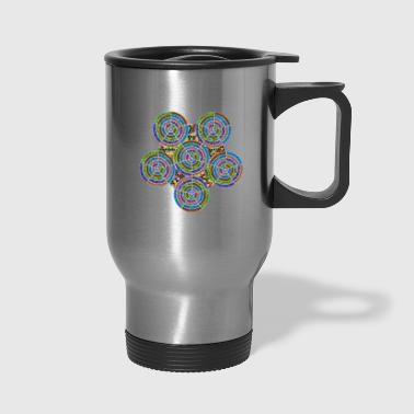 wheel - Travel Mug