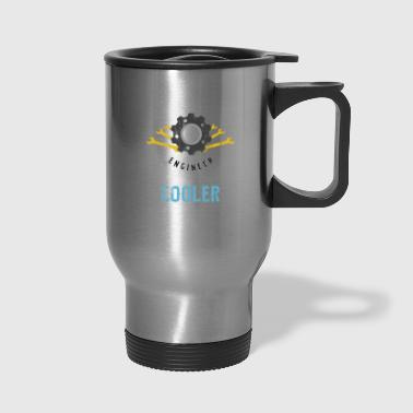Mechanical Engineering I Am A Mechanical Engineer - Travel Mug