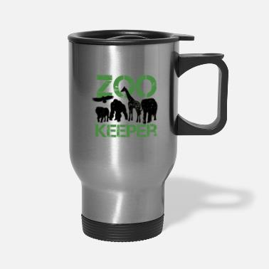 Zoo zoo keeper - Travel Mug