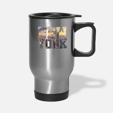 York New York New York - Travel Mug