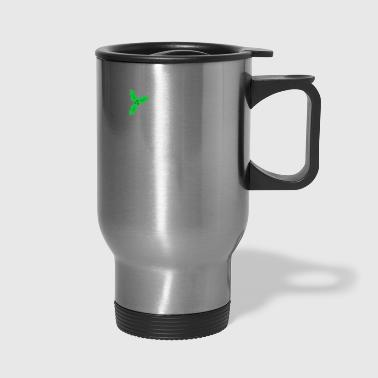 Naughty Naughty - Travel Mug