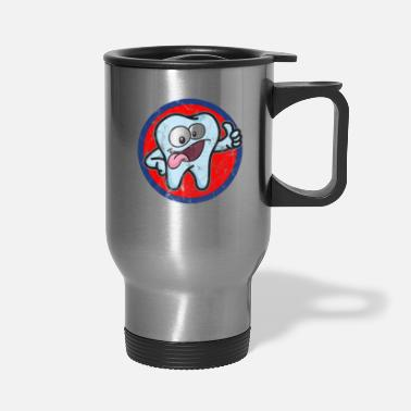 Tooth tooth - Travel Mug