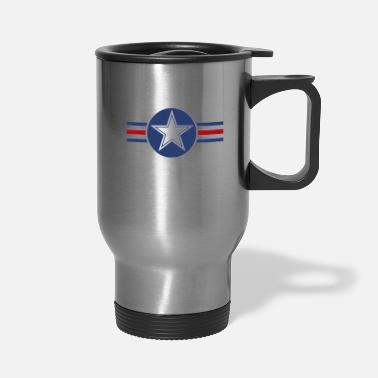 Air Forces air force - Travel Mug