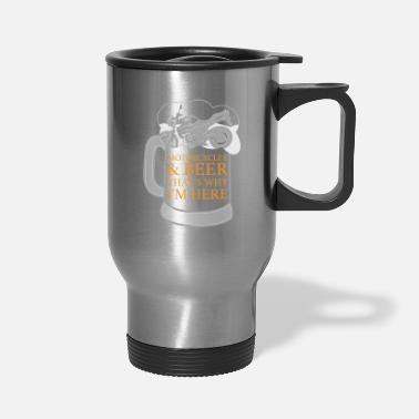 Automobile Motorcycle Automobile Funny Gift - Travel Mug