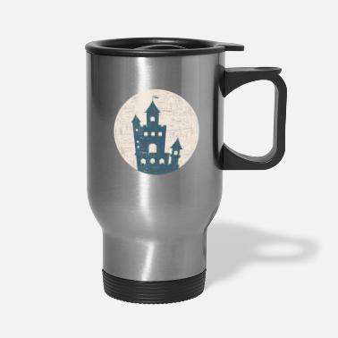 Attractive lock gift prince Castle king - Travel Mug