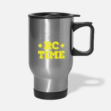 Take Take Control with your TimeRacing Car with your - Travel Mug