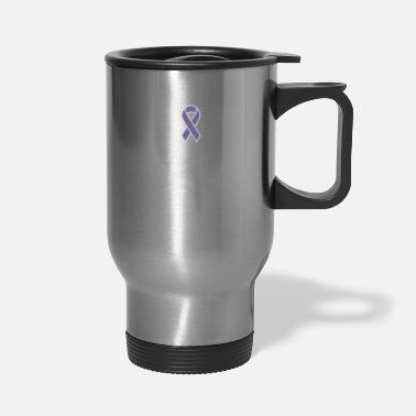 Stomach Inappropriate Fuck Cancer Stomach Cancer - Travel Mug