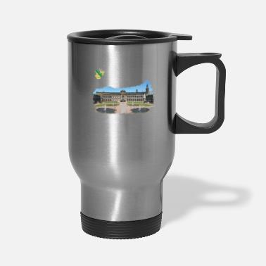 Save City of Dresden - Zwinger / Kennels - Travel Mug