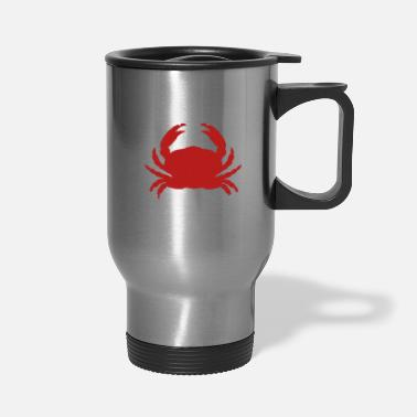 Crab Crab Aquarium Crabs - Travel Mug