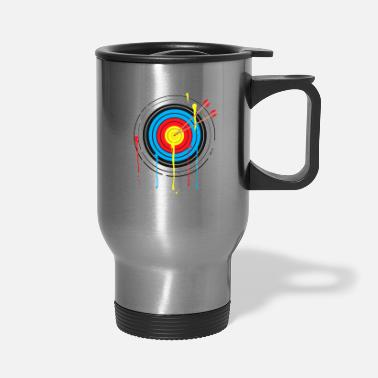 Recurve Target Archery Compound Recurve Bow - Travel Mug