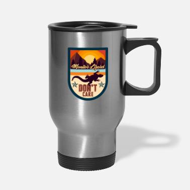 Monitor Lizard Monitor Lizard - Travel Mug