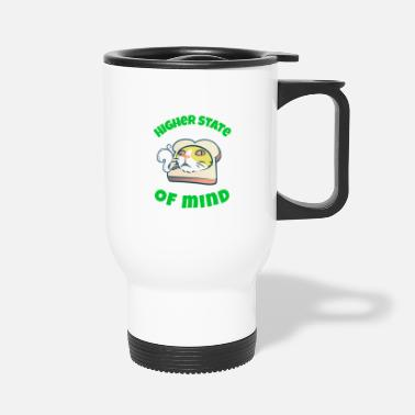 Higher State Of Higher State - Travel Mug