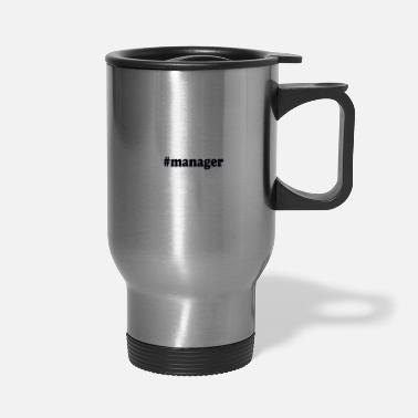 Heart manager 01 - Travel Mug