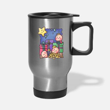 Catholic Epiphany East Christmas gift - Travel Mug