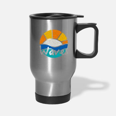 Wave Waves - Travel Mug