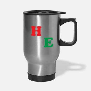 East Home | Palestine Native - Travel Mug