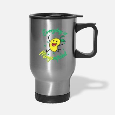 Healing Mangonificent Food And Mango Lover Gift - Travel Mug