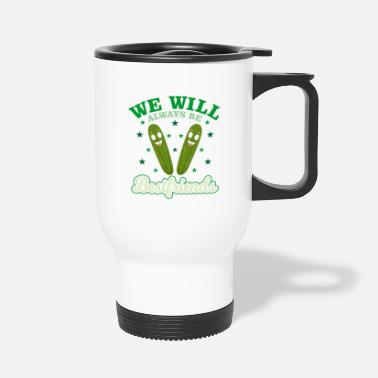 Cucumber Cucumber - Travel Mug