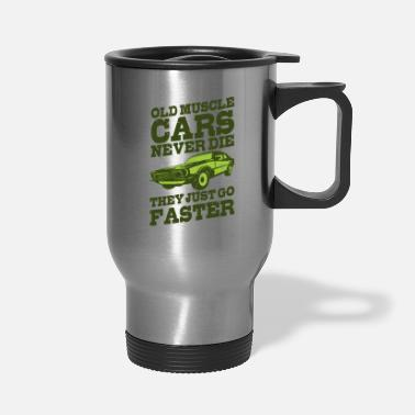Tuner MUSCLE CAR Gift Car Lover for Mechanic MUSCLE CAR - Travel Mug