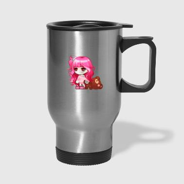 Occult Fire Occult Girl (Rica) - Summoners War - Travel Mug