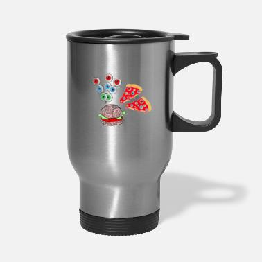 Meal Zombie Meal - Travel Mug