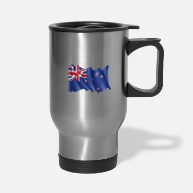 News New Zealand - Travel Mug