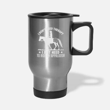 Appaloosa Appaloosa - Travel Mug