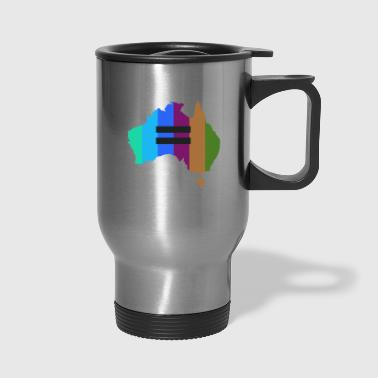community - Travel Mug