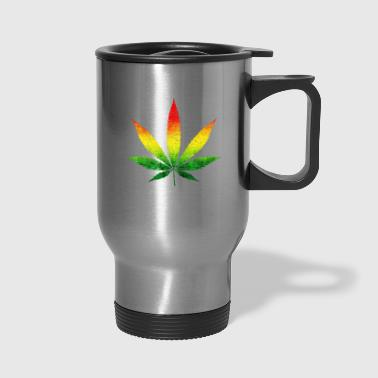 Colorfull Hemp - Travel Mug