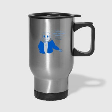 UNDERTALE SANS - Travel Mug