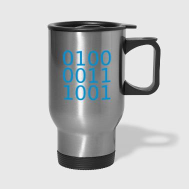 computing - Travel Mug