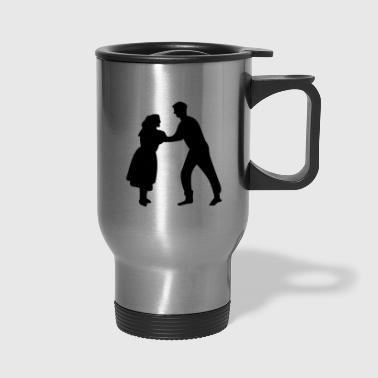 dancers - Travel Mug