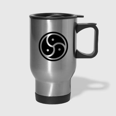 Kink Community Symbol - Travel Mug