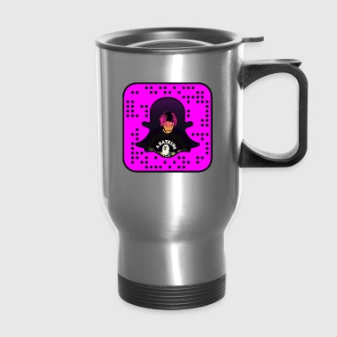 snapcode UZI - Travel Mug