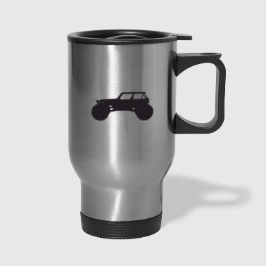 monster truck - Travel Mug