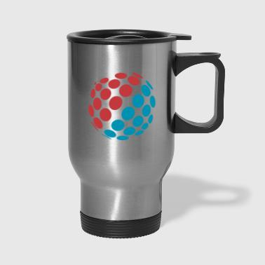 Ball Object - Travel Mug